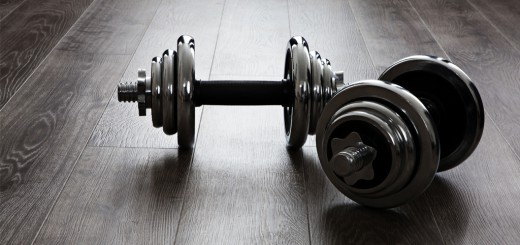 Gym free weights - image