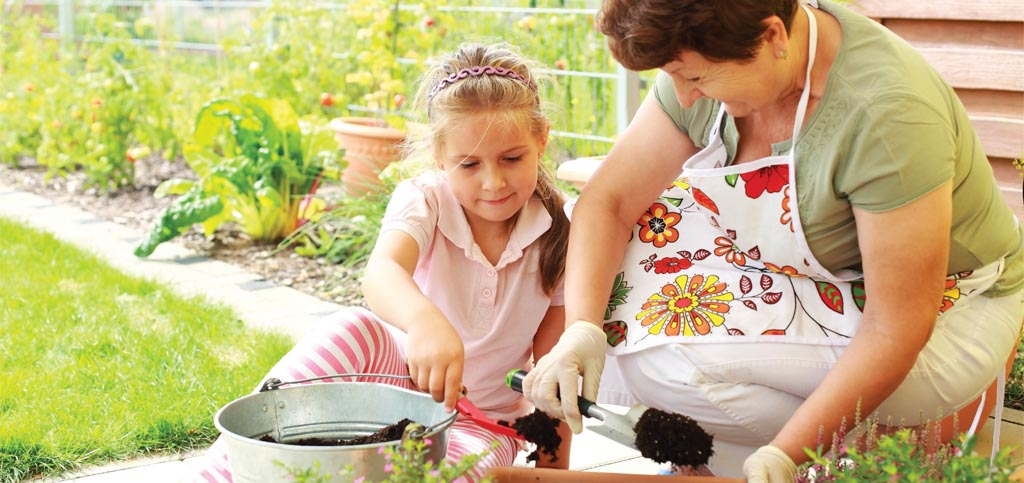 gardening with children-banner