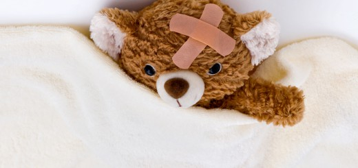 teddy-bear-with-bandage-photo